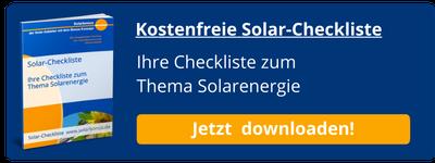Kostenfreie Solar-Checkliste